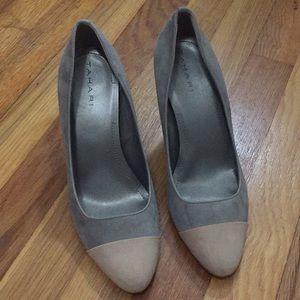 Tahari Two-Tone Heels Size 7.5